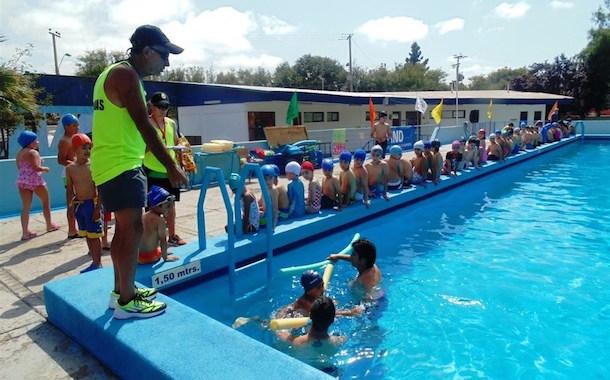 El próximo 6 de enero abre sus puertas la piscina municipal de Ovalle