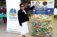 Dos ejemplares ovallinas donaron más de 1200 botellas para la Teletón