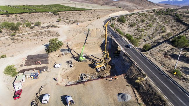 En el 2018 inversión en obras públicas en la región podría alcanzar los $ 130 mil millones