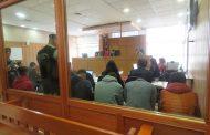 Inician nuevo juicio oral por homicidio de carabineros en persecución policial