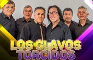 La legendaria banda ovallina Los Clavos Torcidos se presentan hoy en el Casino