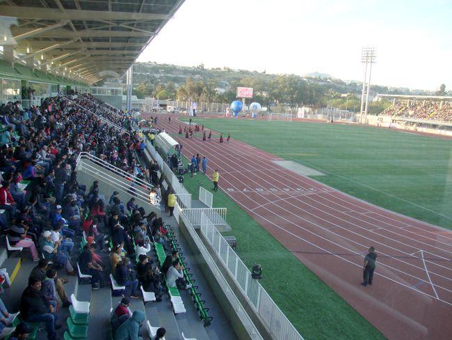 Después de siete años vuelve al estadio Municipal la fiesta del Futbol Infantil