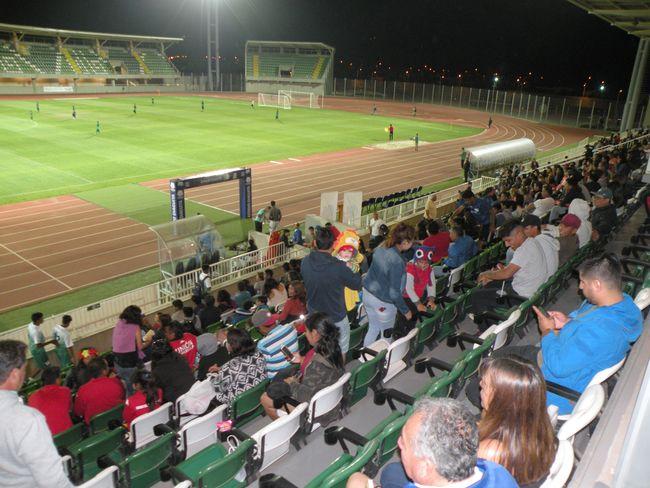 Imágenes de jornada inicial de Campeonato Internacional de Futbol Infantil
