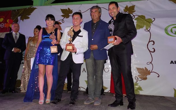 Elqui: Puertomontino es el ganador del Festival del Racimo de Uva de Oro de Peralillo