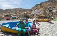 "Comunidad de Caleta Sierra inaugura ""Mini Parque Solar"""