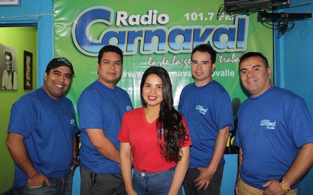 Radio Carnaval cumple 13 años y lo celebra hoy con tremenda fiesta en la Medialuna