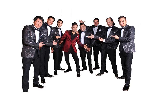 Grupo Alegría llevará toda su cumbia a Ovalle Casino & Resort