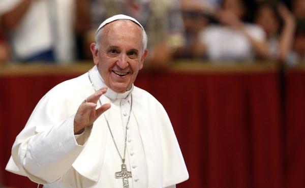 Ovallinos ya están listos para ir a conocer al Papa Francisco