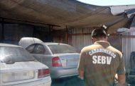 Ovalle: Encuentran autos robados y 21 talleres mecánicos ilegales