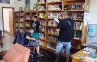 Jóvenes descubren en la Biblioteca de Ovalle sorprendentes tesoros de literatura fantástica