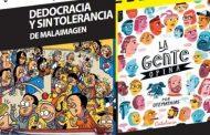El humor gráfico del bueno se tomará dos días la Feria del Libro de Ovalle
