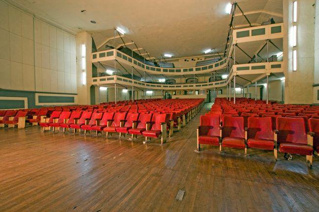 Hoy presentan libro y documental con los 100 años de historia del Teatro Nacional de Ovalle