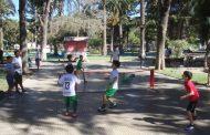 """Decenas de niños concurrieron al llamado de Academia de Fútbol """"Kico Rojas"""""""