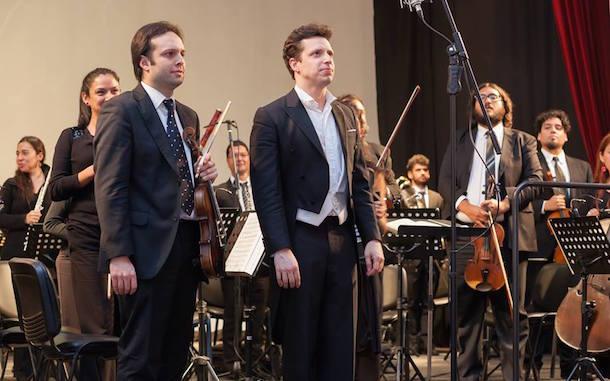 Orquesta regional inicia temporada 2018 inspirada en las colonias extranjeras