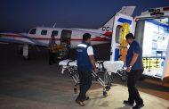 Se estrena el rescate aéreo en Ovalle