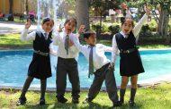 ¡Éxito muchachos! Comienza el año escolar en Ovalle