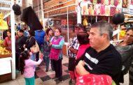 Feriantes perdieron la paciencia: protestan contra el comercio ambulante