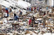 Los haitianos conocen muy bien los terremotos