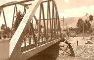 Debemos construir puentes y derribar muros.