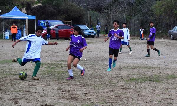 Ya comienza el décimo Torneo Semillero de Fútbol Rural de Ovalle