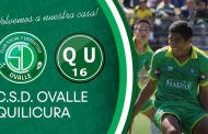 CSD Ovalle golea 6-1 por campeonato de Tercera B