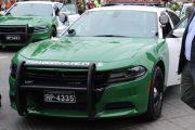 Destinan cuatro nuevos vehículos policiales para el Limarí