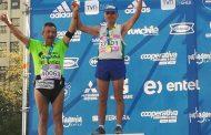 Ovallino de 71 años obtiene primer lugar en el Maratón de Santiago