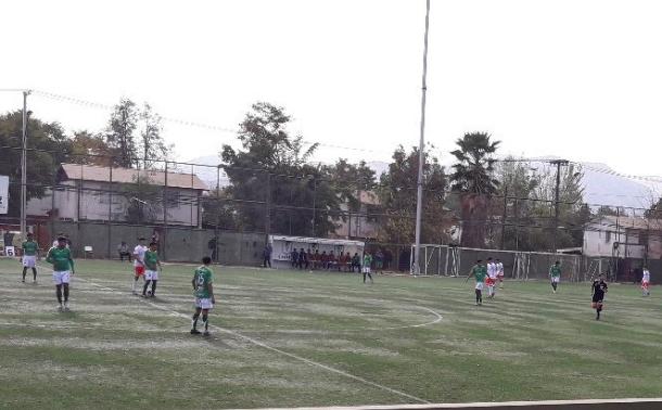 El Equipo de la Gente sigue en racha goleadora: 7 a 2 le gana a Conchalí