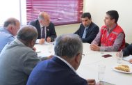 Seremi de Minería establecerá reuniones mensuales con pequeños mineros de Illapel