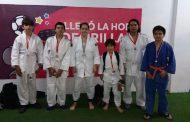 Judokas ovallinos tuvieron destacada participación en torneo regional