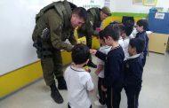 GOPE de Carabineros sorprendió a estudiantes de colegio de Ovalle