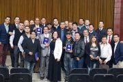 Galería de Fotos: Locutores limarinos realizaron jornada de fortalecimiento gremial