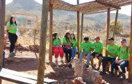 Jóvenes andacollinos conocieron valor arqueológico del Monumento Natural de Pichasca