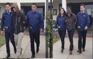 Individualizan a detenidos por presunta participación en incendio a microbuses en Ovalle