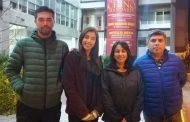 Cuatro ovallinos viajarán a China gracias a beca del Instituto Confucio
