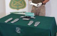 Regional: Encuentran 4 mil dosis de cocaína simulando ser suelas de zapatos