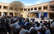 Año escolar preventivo en Punitaqui busca alejar a niños de la droga