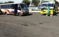 Mejoran estacionamientos para buses rurales de la Feria Modelo de Ovalle