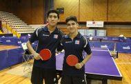 Ovallino obtiene medalla de oro para Chile en tenis de mesa