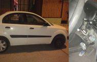 En Ovalle recuperan automóvil robado en Coquimbo