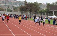 Fiesta del atletismo escolar se vivió en el rekortán del Estadio Diaguita