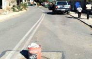 Aplauso de conductores de La Chimba: arreglan problema en la calle principal