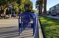 Instalan aparcaderos de bicicletas en Ovalle