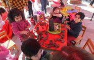 Jardines infantiles celebran año nuevo indígena en Ovalle