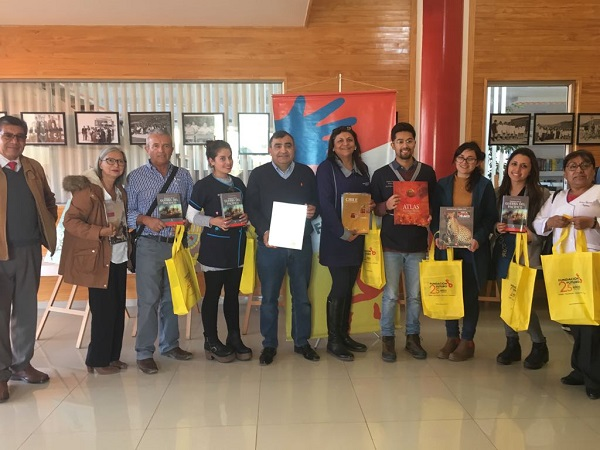 "30 punitaquinas se incorporan a programa ""Mujeres Jefas de Hogar"""